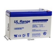 Ultracell UL 12V 9Ah